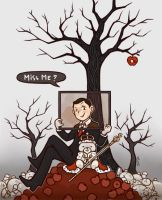 Moriarty by Gorryb