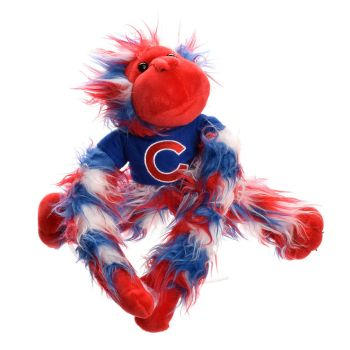 Chicago Cubs Fluffy Monkey by BigTippi