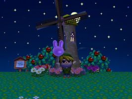 Animal Crossing Midnight by Frelly-Is-Kelly