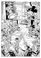 Mickey Mouse 02 by xforcex