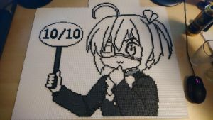 Rikka 1 - Custom project time! by MagicPearls