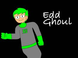 Edd Ghoul by ADJtheArtist