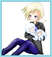 Baby brother by Yukiba