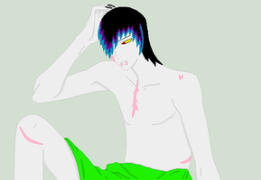 Aiden, Put Some Pants On.... by Izayo-Fireheart