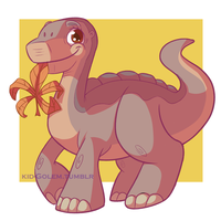 Little foot by KidGolem