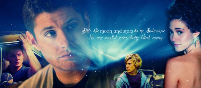 TF:G, The moon and stars. by haloangel1