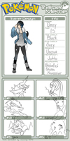 Pokemon Oc: Grey -updated-