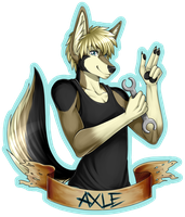 Wrench Badge by Blitzy-Arts