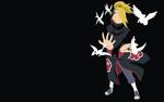 Deidara - Naruto by Dingier