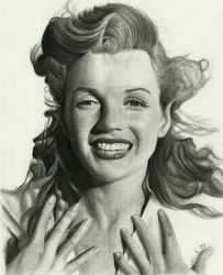 Norma Jean by Macca4ever