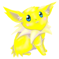Jolteon by Toyger