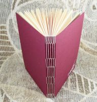 blank book - rouge and ivory by yatsu