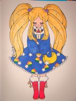 Rainbow Brite, Lolita Style by Mr-Pink-Rose