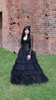 ...Gothic Queen VII... by Black-Ofelia-Stock