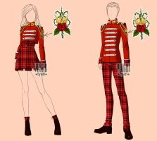 [closed] Outfit School uniform by YuiChi-tyan