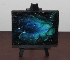 Mini Dark Nebula by crazycolleeny