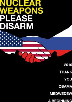disarm nuclear weapons by spicone