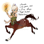Centaur adopt Auction [CLOSED] by TheAdoptArtist