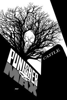 My final Punisher cover by Devilpig
