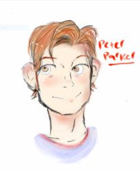 Peter Parker by Tokyoflower