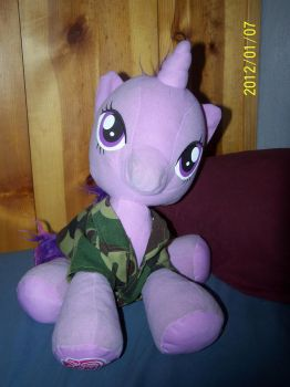 My Little Twilight Plushie LIKE A BOSS! 3 by coonk9