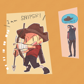 scout and sniper by dust6