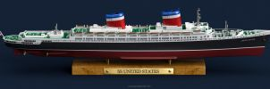 SS United States by WaskoGM