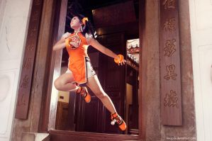 Ling Xiaoyu - Chase by vaxzone