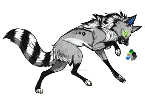 Wolf Auction -closed- by lolzcupcake