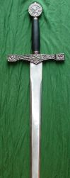 King Arthur's Excalibur Sword by FantasyStock