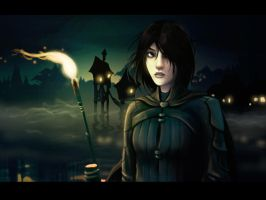 Dreamfall Wallpaper by request by fractal-inversion