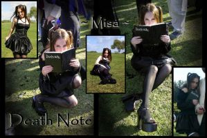 My Misa Amane Cosplay 2005 by einav