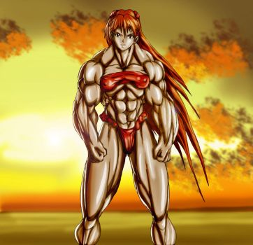 ASUKA'S SUMMERS END by B9TRIBECA