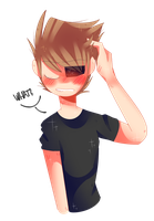 [Eddsworld] Sleepy Tom by HuiRou