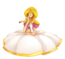 Princess Kenny- Best Princess by MayaSnou