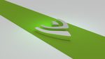 Nvidia logo 1 by Sonylisation