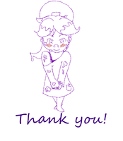 Thank you! by Letstellstorys
