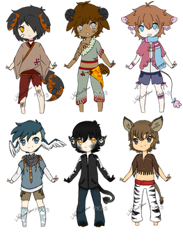 Collab Adopts by Faux-Storm