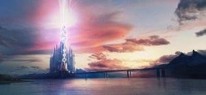 quick matte painting by xpe