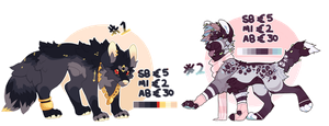 Collab auction | closed by pomkisses