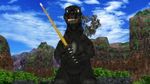 [MMD DL] MegaroGoji / Godzilla 1973 **VERSION 2** by BigJohnnyCool