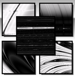 B and W Texures by Holidai