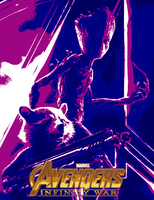 August Avengers #19.92 - Infinity War (2018) by JMK-Prime