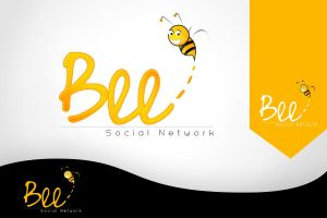 Bee social network contest log by TheDpStudio
