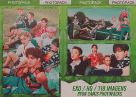 EXO The War #3| PHOTOPACK by fairyixing