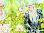 Thranduil the elven king by NadineThome