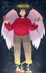 In Honor/The Angel Warrior - Miracles by CutieWinterSnow