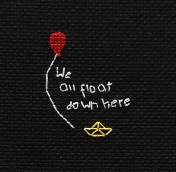 We All Float Down Here by behindthesofa