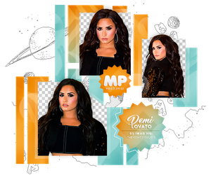 PACK PNG 1117| DEMI LOVATO. by MAGIC-PNGS