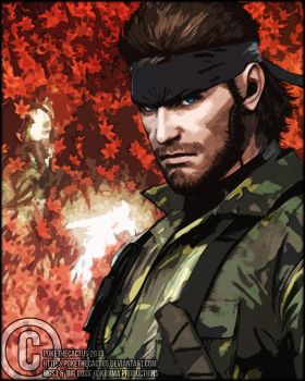 ~ Life's End ~ Metal Gear Solid 3 ~ by PokeTheCactus